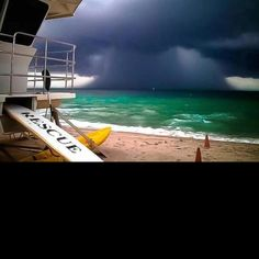 Fort Lauderdale Storms.