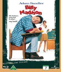 Billy Madison (Blu-ray) 9,95€
