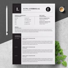 Curriculum Vitae / CV Template by ResumeInventor on Word Template, Cover Letter Template, Letter Templates, Cover Letters, Modern Resume Template, Resume Template Free, Creative Resume Templates, Free Resume, Creative Cv