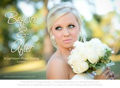 Before & After Lightroom editing tutorial