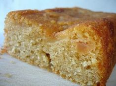 Mincir avec thermomix - Spécial régime DUKAN : Gateau pomme canelle - DUKAN Thermomix Bread, Thermomix Desserts, Diet Desserts, Robot Thermomix, Bread Cake, Cornbread, Banana Bread, Food And Drink, Healthy Eating