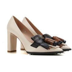 Tod's Shoes for Women and Loafers from the Current Collection. Find Tods Shoes by J.P. Tod's at Raffaello Network.
