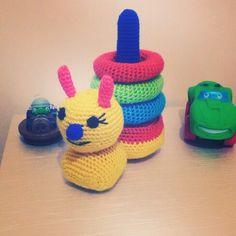 Egitici amigurumi oyuncagimiz 30 TL
