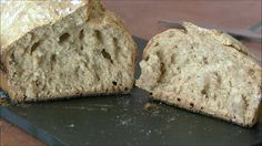 Pan casero sin levadura