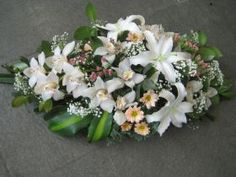 Funeral Composition Funeral Bouquet, Flower Art, Composition, Seasons, Flowers, Plants, Color, Floral, Colour