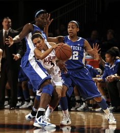 The No. 6 University of Kentucky women's basketball team defeated Auburn 66-48 tonight, making them 8-0 in the SEC.