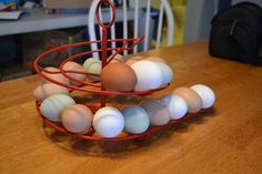 Cleaning and storing fresh eggs - BackYard Chickens Community