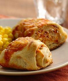 Pillsbury Easy Chicken Enchilada Crescent Bake