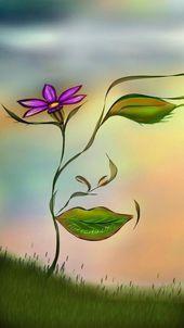 Chiara Anna … Hope is a lady dressed in nothing, no …- Chiara Anna…La sper… - Modern Optical Illusion Paintings, Optical Illusions, Illusion Pictures, Abstract Face Art, Arte Obscura, Illusion Art, Surreal Art, Love Art, Amazing Art