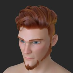 ArtStation - xgen hair, ranyiren - 3d Model Character, Character Modeling, Character Design, Character Inspiration, 3d Face Model, Mother Of The Groom Presents, Zbrush Hair, Glamour Photography, Modeling Photography