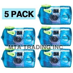 Fujifilm Quick Snap Waterproof 35mm Fuji Disposable  Single Use Underwater Camera 5 Pack -- Click on the image for additional details.Note:It is affiliate link to Amazon. #VideoCamera