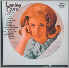 Lesley Gore - Sings Of Mixed-Up Hearts - 1963 LP on the Mercury label; brilliant pop.
