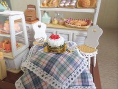 미니어쳐 DIY 베이커리(빵집) 만들기(2편) / Diy miniature bakery(2) /ミニチュア