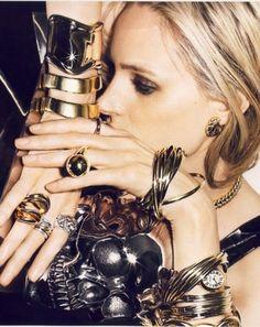 Bijoux Editorial From Vogue Paris