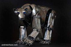 Mechanical Bear