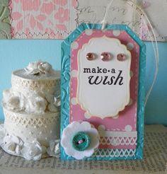 Make a wish Tag