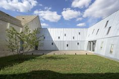 Gallery - Former Hospital of Meursault's Conversion / JUNG Architectures - 18