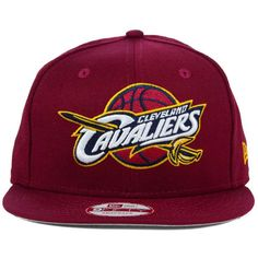 8d50c75978b Cleveland Cavaliers NBA Cavs HM 9FIFTY Snapback Cap ( 32) ❤ liked on  Polyvore Nba