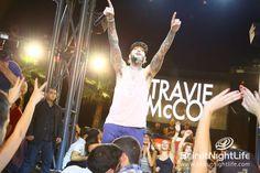 Travie McCoy at Pier 7 Travie Mccoy, Gym Classes, American Singers, Nightlife, Rapper, Musicals, Concert, Words, Concerts