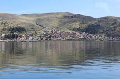 View from the Titicaca lake from the hotel. Photo by: Pamy Rojas