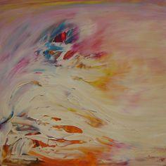 "Saatchi Art Artist: Tran Tuan; Oil 2007 Painting ""Current of life"""
