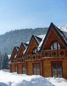 Bukovel in the Carpathian Mountains. Ukraine.   - Explore the World with Travel Nerd Nici, one Country at a Time. http://TravelNerdNici.com