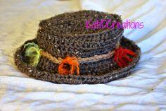 KatiDCreations: Fishing Hat Crochet Pattern - FREE!!!
