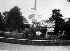 Harlingerstraatweg Leeuwarden (jaartal: 1940 tot 1945) - Foto's SERC