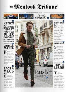 The Menlook Tribune by Menly