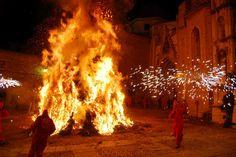 Fiesta y Cultura - Morella Turismo - San Antonio Morella #Comunidad_Valenciana