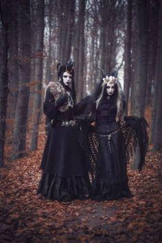 Twiddy und Katrin Lanfire