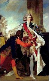 Sir Joshua Reynolds - George IV, als Prinz von Wales