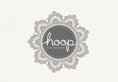 Hoop branding - Branding and print design for small businesses | HelloWilson Graphic Design www.hellowilson.co.uk