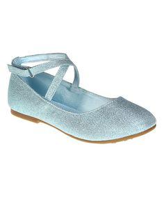 Look what I found on #zulily! Blue Macy Mary Jane #zulilyfinds