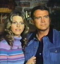 The Six Million Dollar Man and The Bionic Woman.
