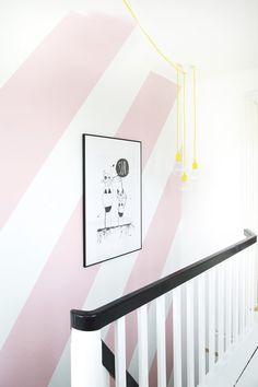 déco intérieur Pastel   ... maison décorée avec du blanc et des couleurs pastel - FrenchyFancy