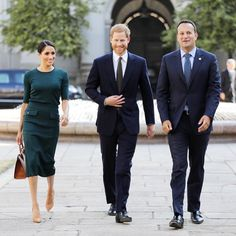 What Meghan Markle Wore - Meghan's Fashion