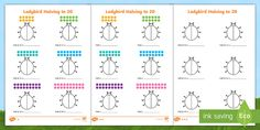 Decent Grade 1 Doubles Worksheet that you must know, You're in good company if you're looking for Grade 1 Doubles Worksheet 1st Grade Worksheets, Number Worksheets, Doubles Worksheet, Free Teaching Resources, Activity Sheets, Matching Games, Differentiation, Kindergarten Math, Fractions