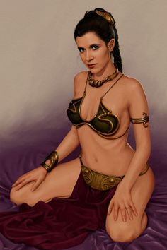 Princess Leia - Kerrie Fisher