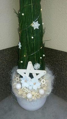 grincsfa Snow Globes, Christmas, Diy, Home Decor, Navidad, Bricolage, Room Decor, Weihnachten, Noel