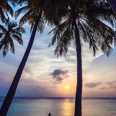 Sunset 🌴💕 Jokaisen lomapäivän kohokohta. Celestial, Sunset, World, Travel, Outdoor, Beautiful, Instagram, Outdoors, Viajes