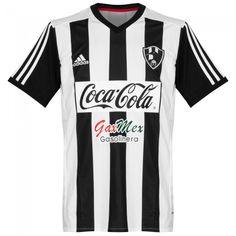 c6a3a32896ad1 Camiseta del Club de Cuervos FC 2017 Local  clubdecuervos