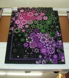 Woolley Fiber Quilters: Two quilt show statistics and two beautiful quilts