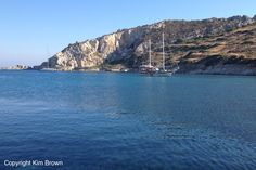 We sailed from Greece to Knidos Turkey and didn't notify the officials – Did we get into trouble?