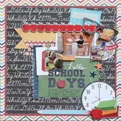 School Days - Scrapbook.com