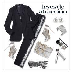 """Wish list"" by simona-altobelli ❤ liked on Polyvore featuring Casadei, Dsquared2, Georgini, Swarovski, Bobbi Brown Cosmetics, Dolce&Gabbana, monochrome, MyStyle and BlackAndGrey"