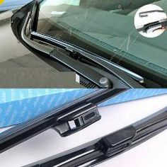 """2007-2012 Pour HONDA CR-V SUV 14 /"""" 350 mm arrière Essuie-glace Lame"""
