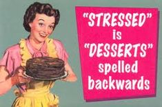 The Definition of Stress Jokes, humor, fun pages, funny pictures, free cartoons I Smile, Make Me Smile, Stress Eating, Funny Posters, Stress Less, Reduce Stress, Anti Stress, Stress Free, Retro Humor