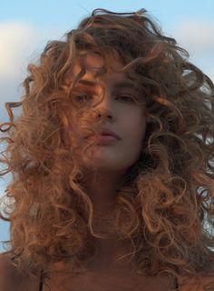 "dollypopinspiration: "" Publication: Elle Vietnam July 2016 Model: Elisabeth Erm Photographer: Bridget Fleming Fashion Editor: Savannah White """