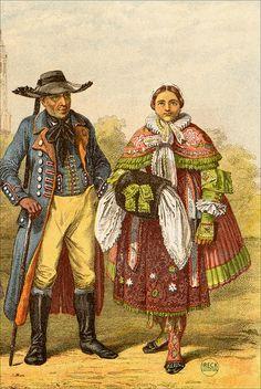 North Germans, Natives of Pomerania - Nieghbourhood of Pyritz Pyrzyce Pomorze…